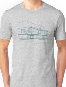 Warsaw Architecture, Pawilon Cepelia Unisex T-Shirt