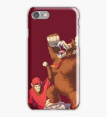 Diddy e Donkey Kong iPhone Case/Skin