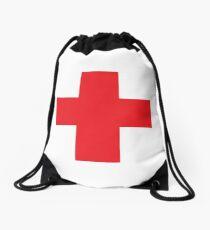 first aid Drawstring Bag