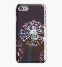 Floral Fireworks iPhone Case/Skin