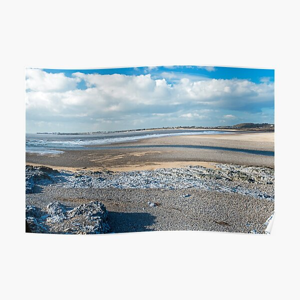 Ogmore By Sea Poster