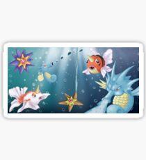 Underwater Sticker