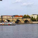 Charles bridge by magiceye
