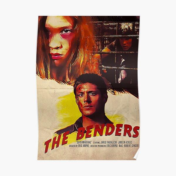 Supernatural - Les cintreuses Poster