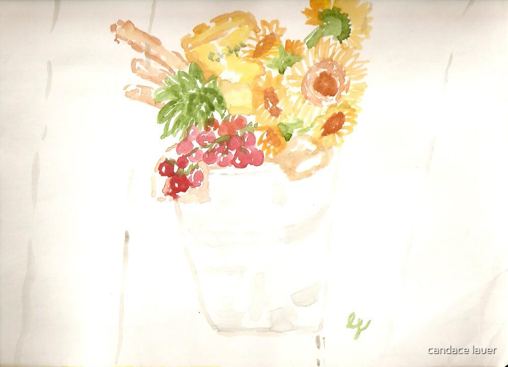 marthas vineyard - galvanized gift bucket by candace lauer