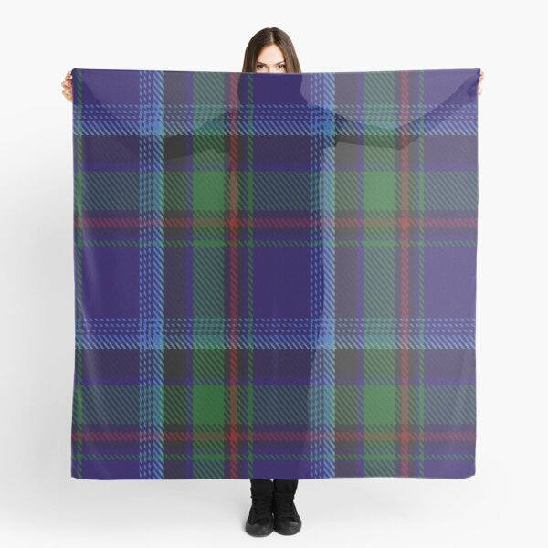 St. Lawrence District Tartan  Scarf