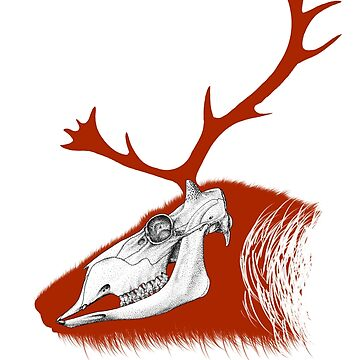 Rudolph the Red Reindeer by JAHeadden
