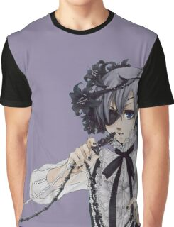 ciel phantomhive Graphic T-Shirt