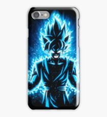 GOKU SUPER SAIYAN BLUE  iPhone Case/Skin