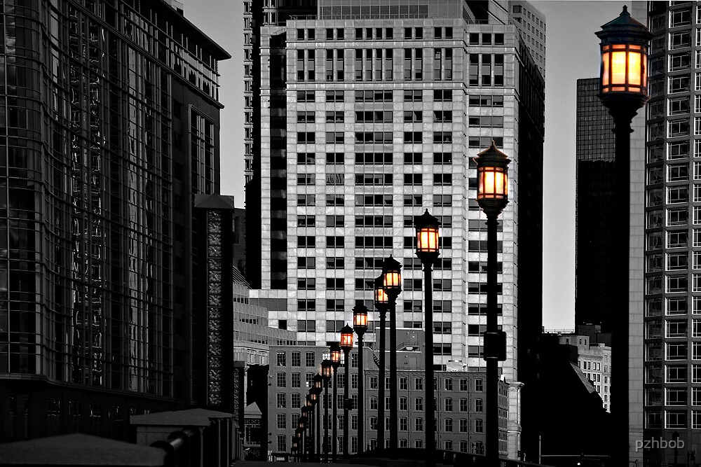 The street light by pzhbob