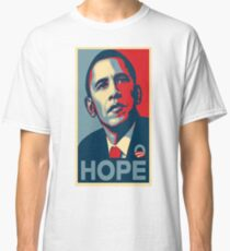 Obama Hope Classic T-Shirt