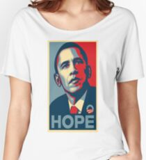 Obama Hope Women's Relaxed Fit T-Shirt