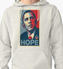 Obama Hope Pullover Hoodie