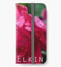 Wet Rose iPhone Wallet/Case/Skin