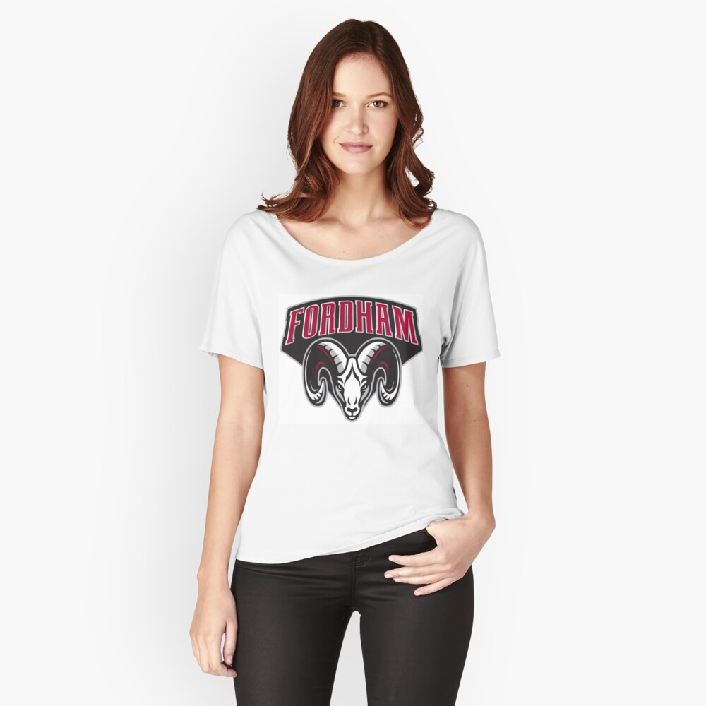 fordham rams Relaxed Fit T-Shirt