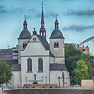 Waterfront Church Köln Germany by Imagery