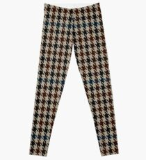 Strathspey Estate Check District Tartan  Leggings