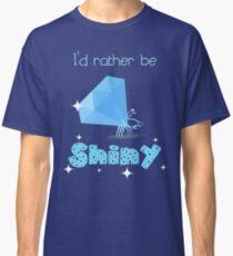 Shiny Diamond Crab (dark) Classic T-Shirt