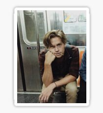 Cole Sprouse - actor Sticker