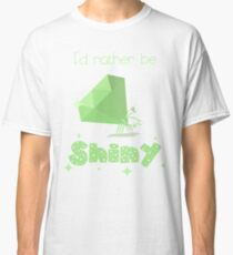 Shiny Emerald Crab (light) Classic T-Shirt