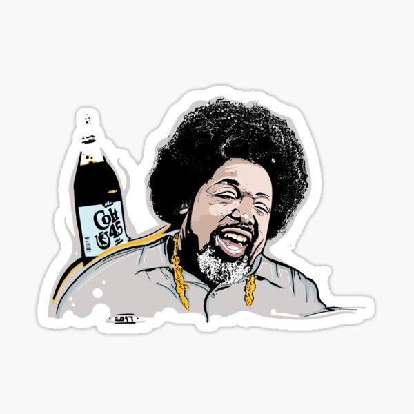 Afroman Because I got High Sticker