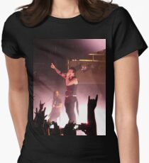 Jacoby Shaddix - Papa Roach Womens Fitted T-Shirt