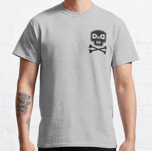DAD - Skull Crossbones Classic T-Shirt