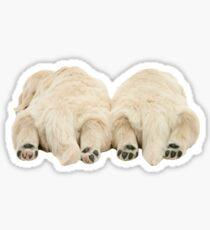 Puppy Butts Sticker