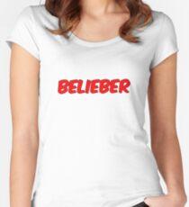belieber Women's Fitted Scoop T-Shirt