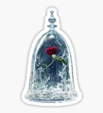 "Best Selling Rare ""Enchanted Rose"" Awesome Sticker"