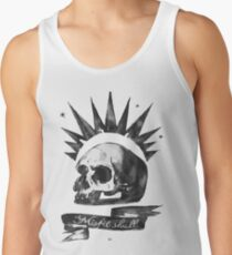 Chloe Price - Misfit Skull (Life is Strange) Tank Top