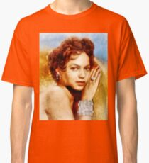 Dorothy Dandridge, Vintage Hollywood Legend Classic T-Shirt
