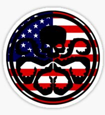 Hail Hydra Sticker