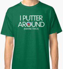 PUTTER AROUND Wis-Kid Classic T-Shirt
