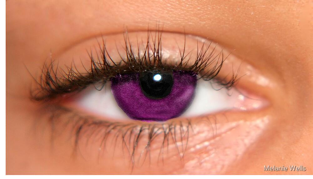 I've got my eye on You by Melanie Wells