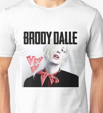 Brody Dalle- Diploid Love Unisex T-Shirt