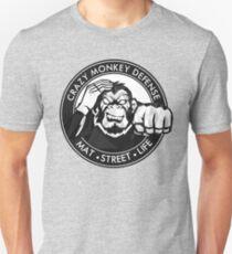 Crazy Monkey Geometric (V.1)  Unisex T-Shirt