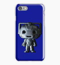 Terrifying Cyberman iPhone Case/Skin