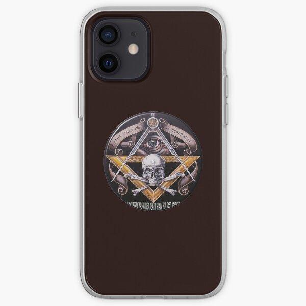 Masonic Virtue iPhone Soft Case