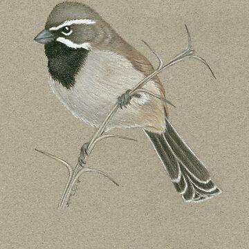 Winter Bird by SigneNordin
