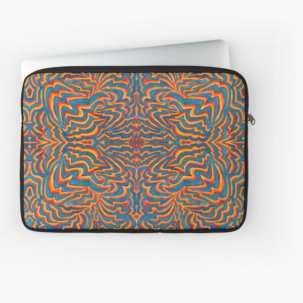 The Space in Between Petrosis and the Blathysphere Laptop Sleeve