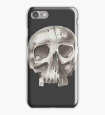 Inked Skull (Alternate) iPhone Case/Skin