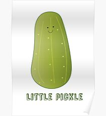 Little Pickle Poster