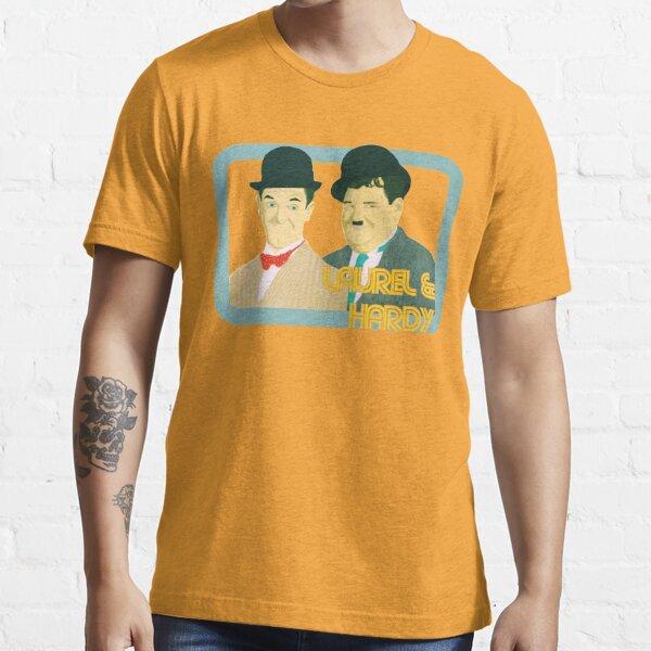 Laurel & Hardy Essential T-Shirt
