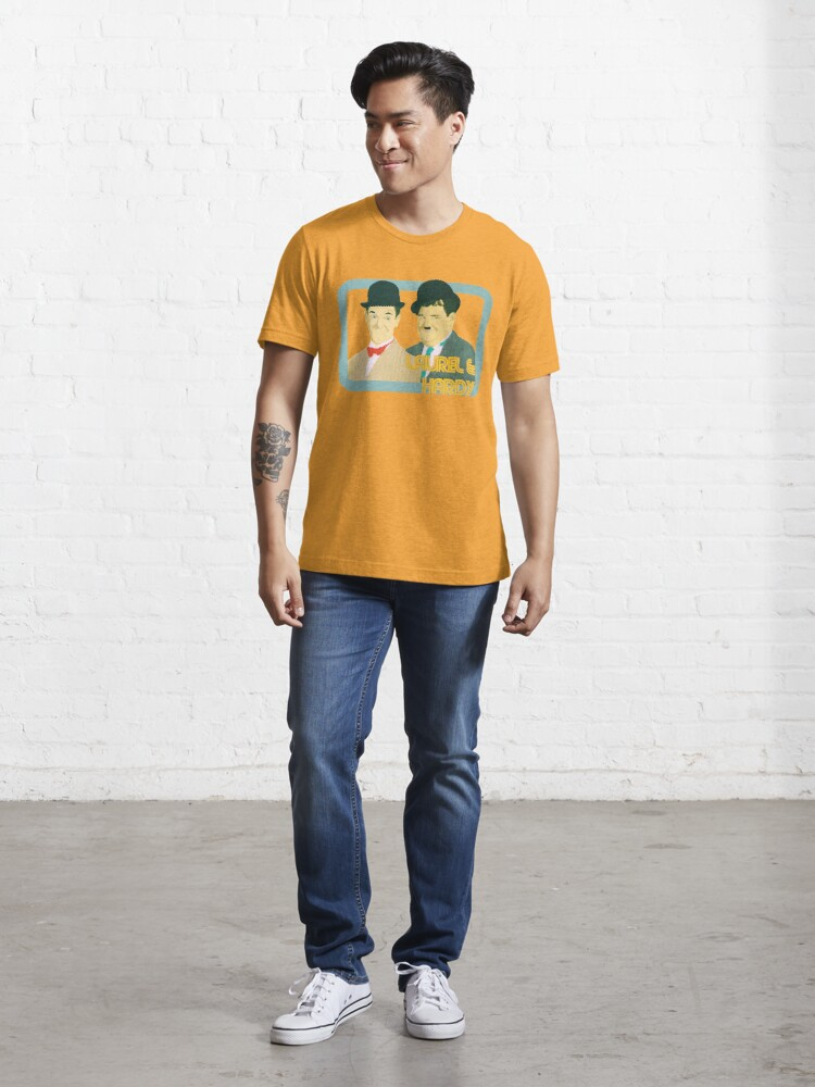 Alternate view of Laurel & Hardy Essential T-Shirt