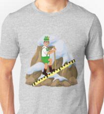 TV Game Show - TPIR (The Price Is...) Cliffhanger Drew2 Unisex T-Shirt