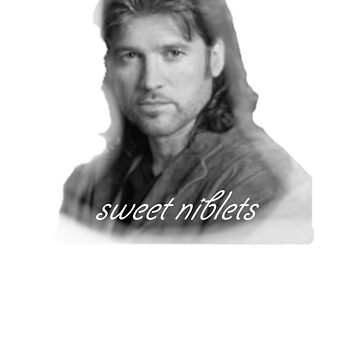 Billy Ray Cyrus Sweet Niblets  by catherineohagan
