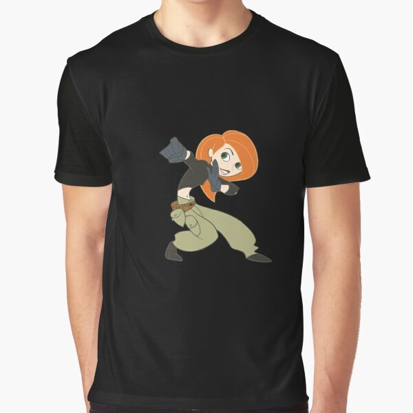 Kim Possible Graphic T-Shirt