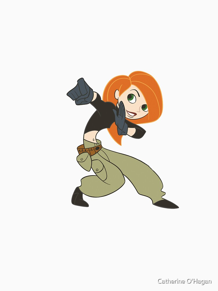Kim Possible by catherineohagan