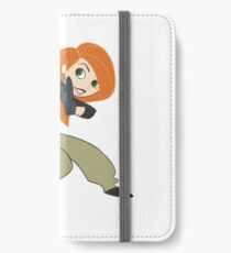 Kim Possible iPhone Wallet/Case/Skin